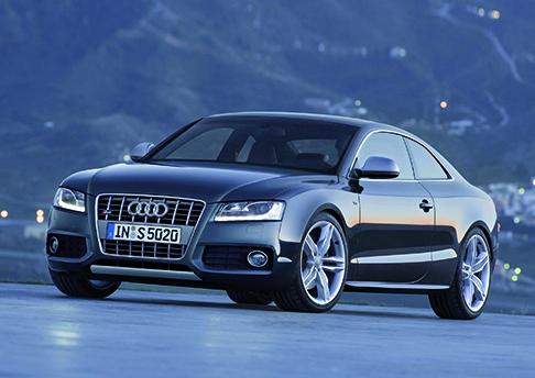 [Wada Satoshi] Audi A5 (2007)