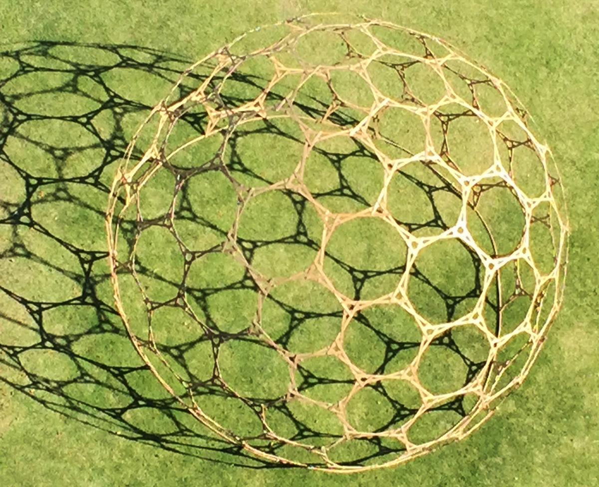 [板東 孝明] 『Bamboo Dome』