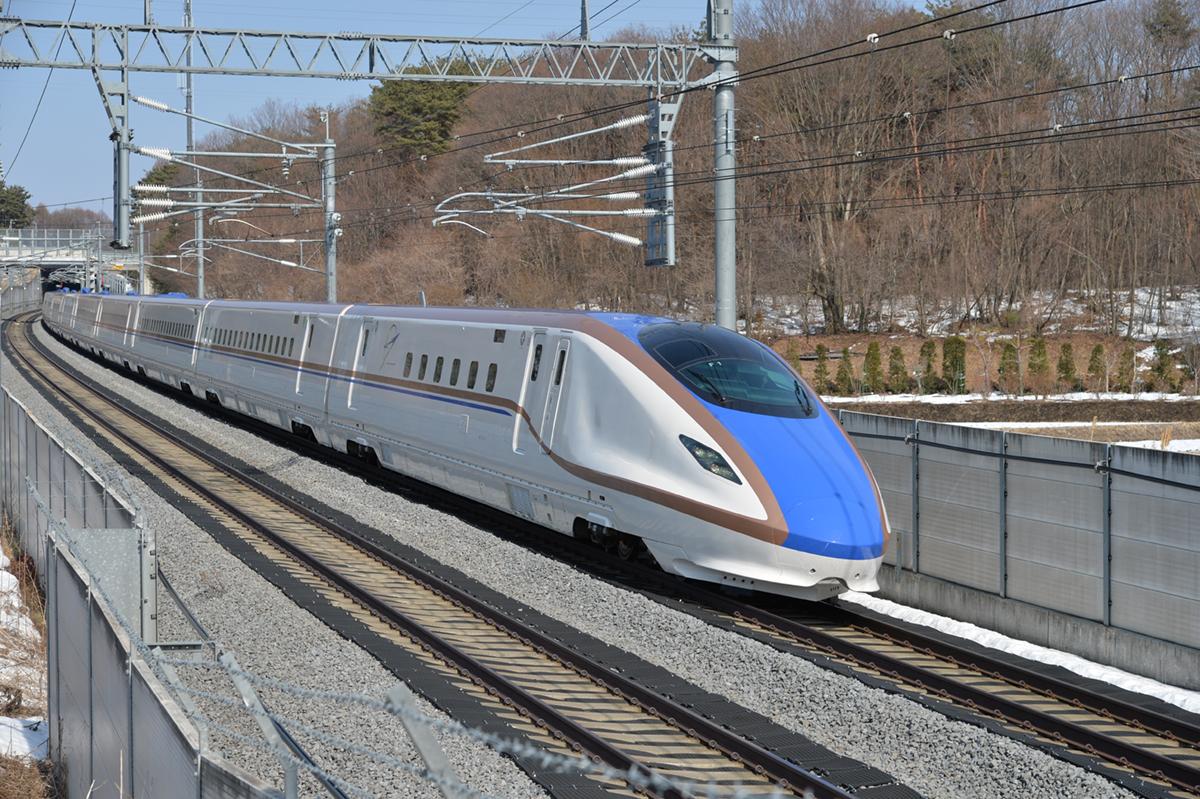 [Ken Okuyama Design] E7 Hokuriku Shinkansen