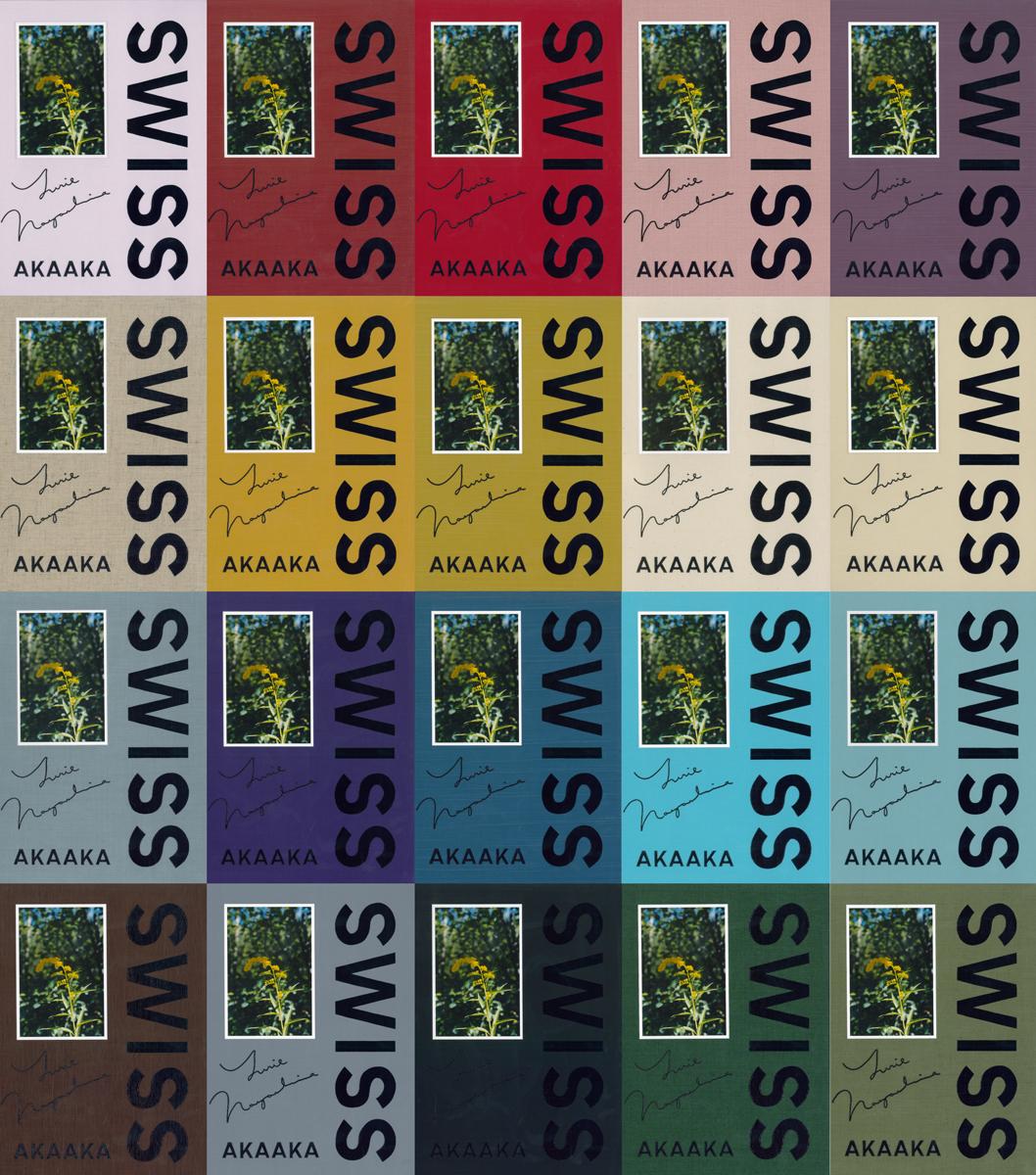 [長島 有里枝] 『SWISS』(赤々舎)