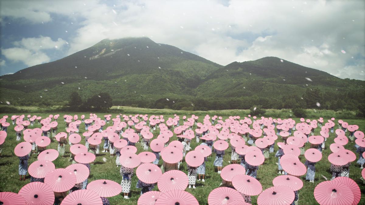 [菱川 勢一] 『八重の桜』(NHK大河ドラマタイトルバック)