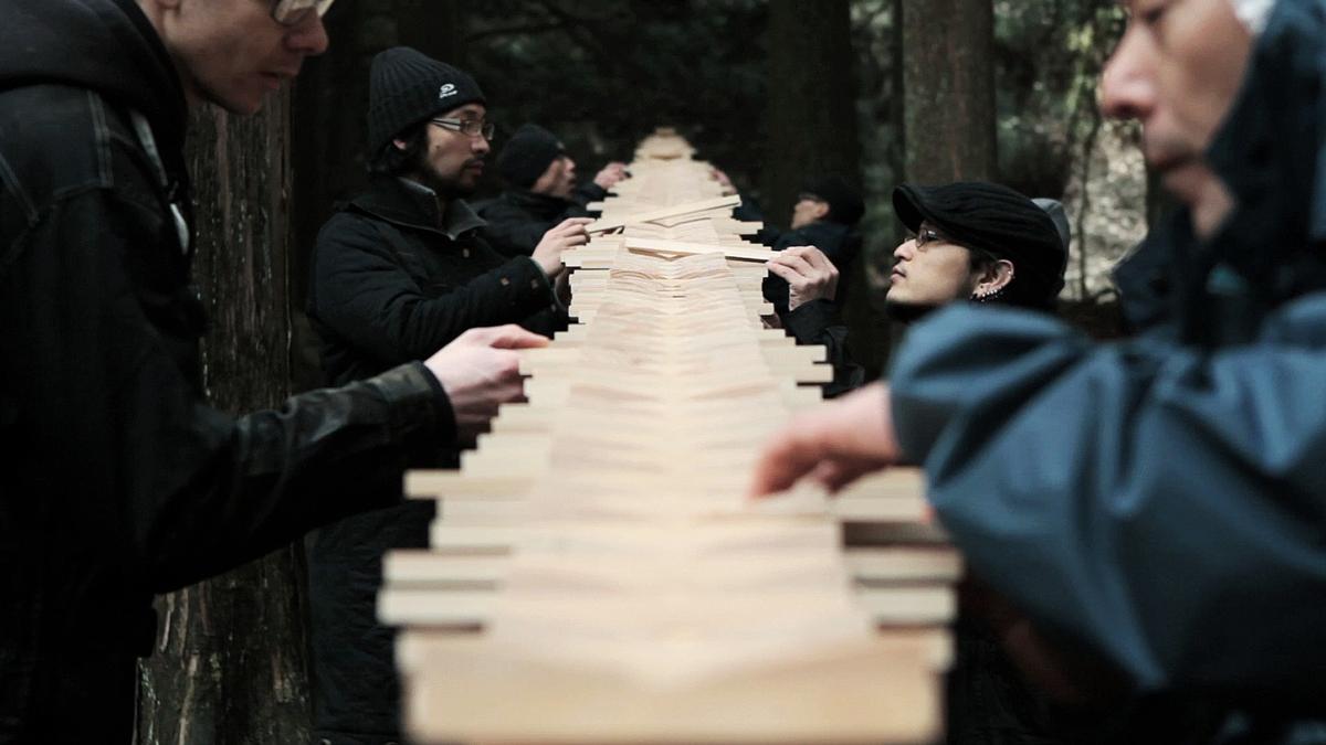 [菱川 勢一] 『森の木琴』