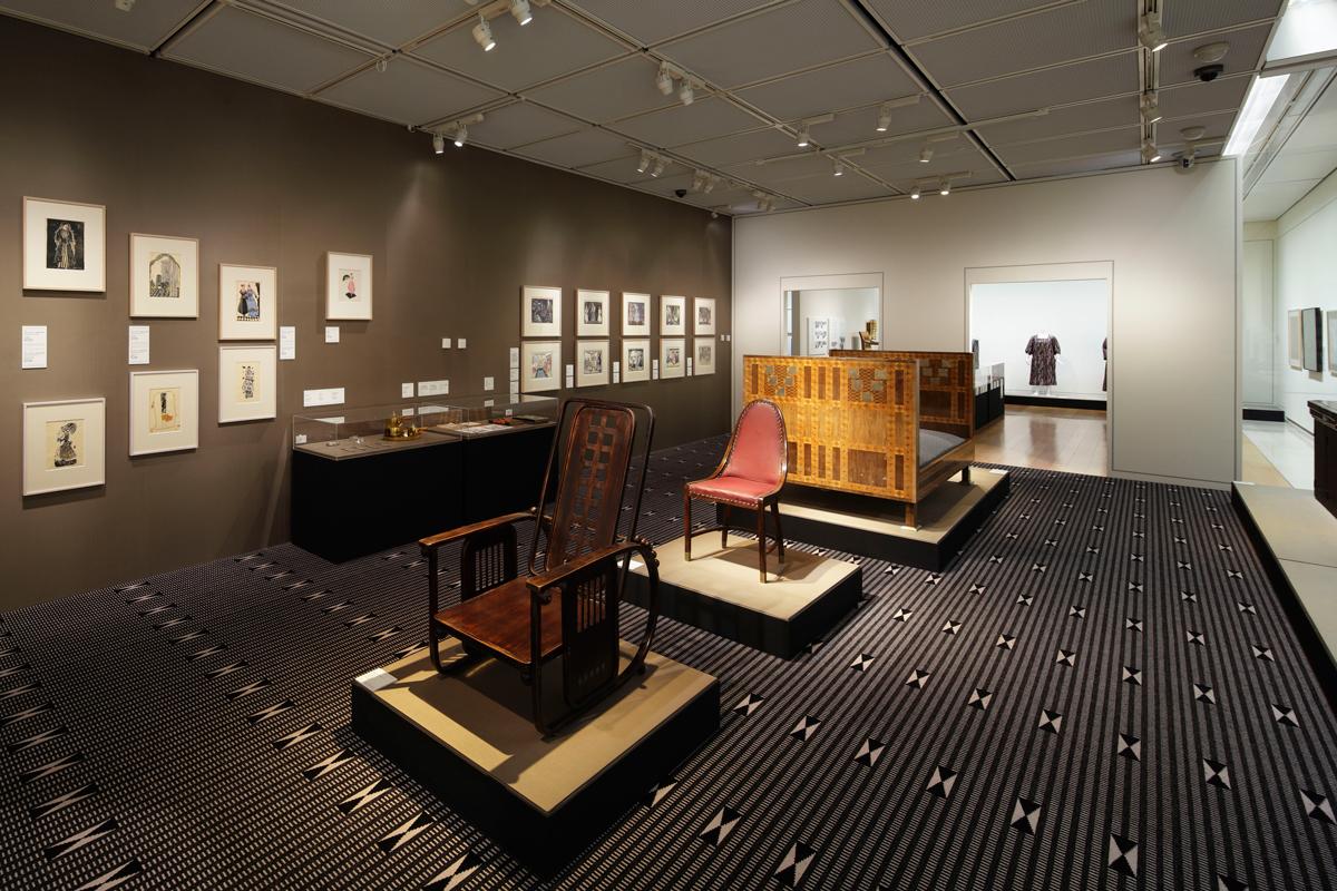 [宮内 真理子] 『ウィーン工房1903-1932モダニズムの装飾的精神』