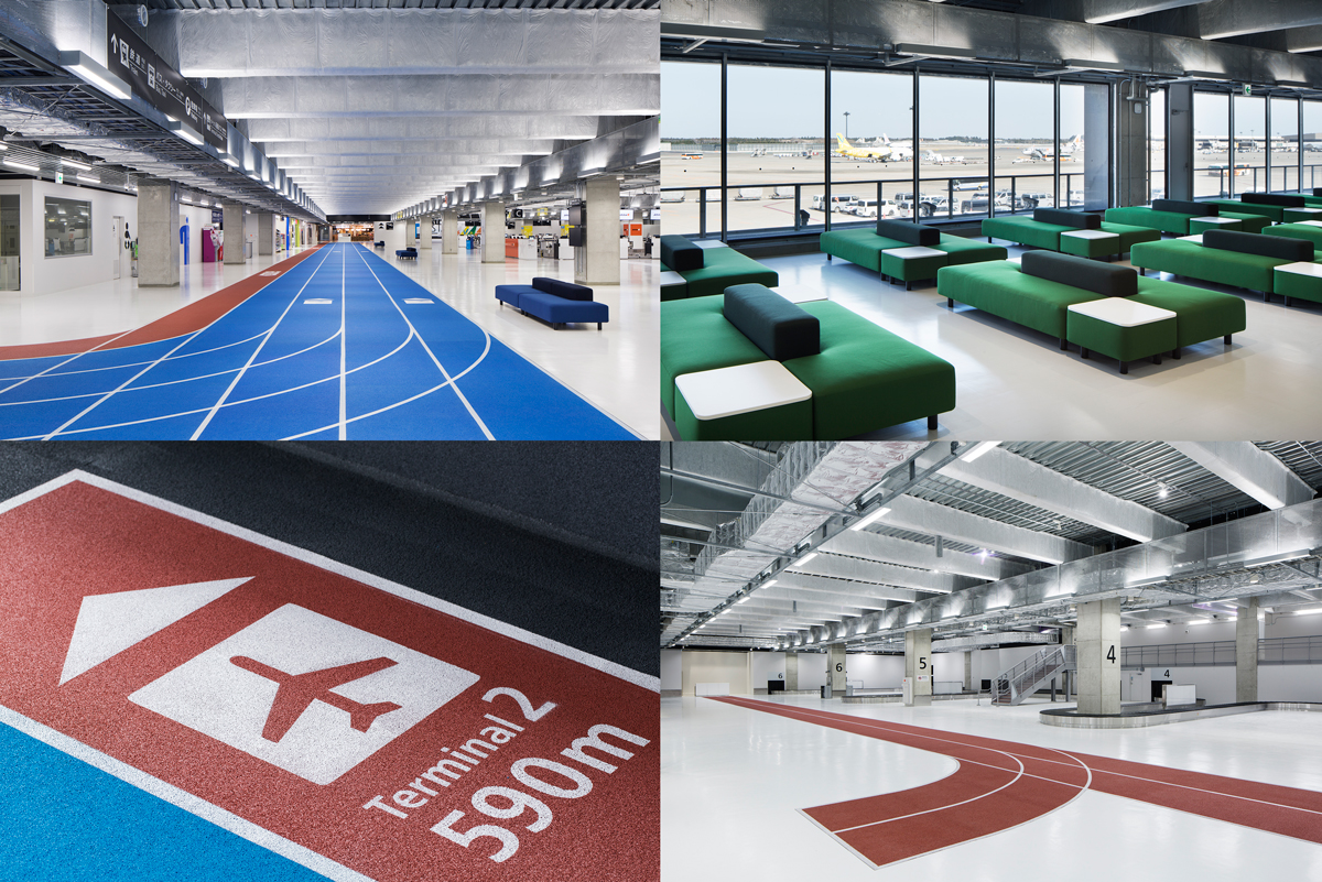 [今野 千尋] 『成田国際空港 第3旅客ターミナルビル』