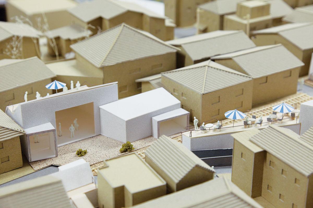 [遠藤 貴大] 『0.3の境界 〜江ノ電の新しい車窓風景の提案〜』