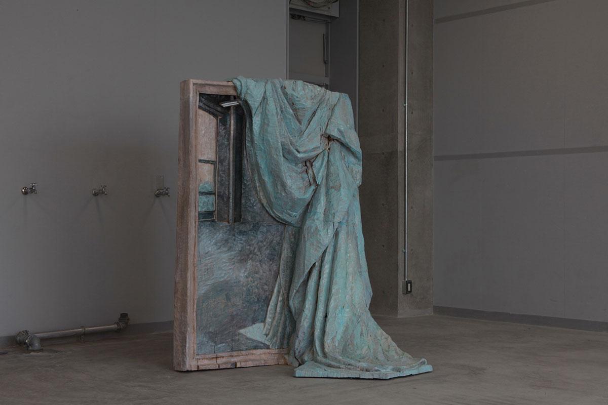 [茂木 美里] 『鏡と布』