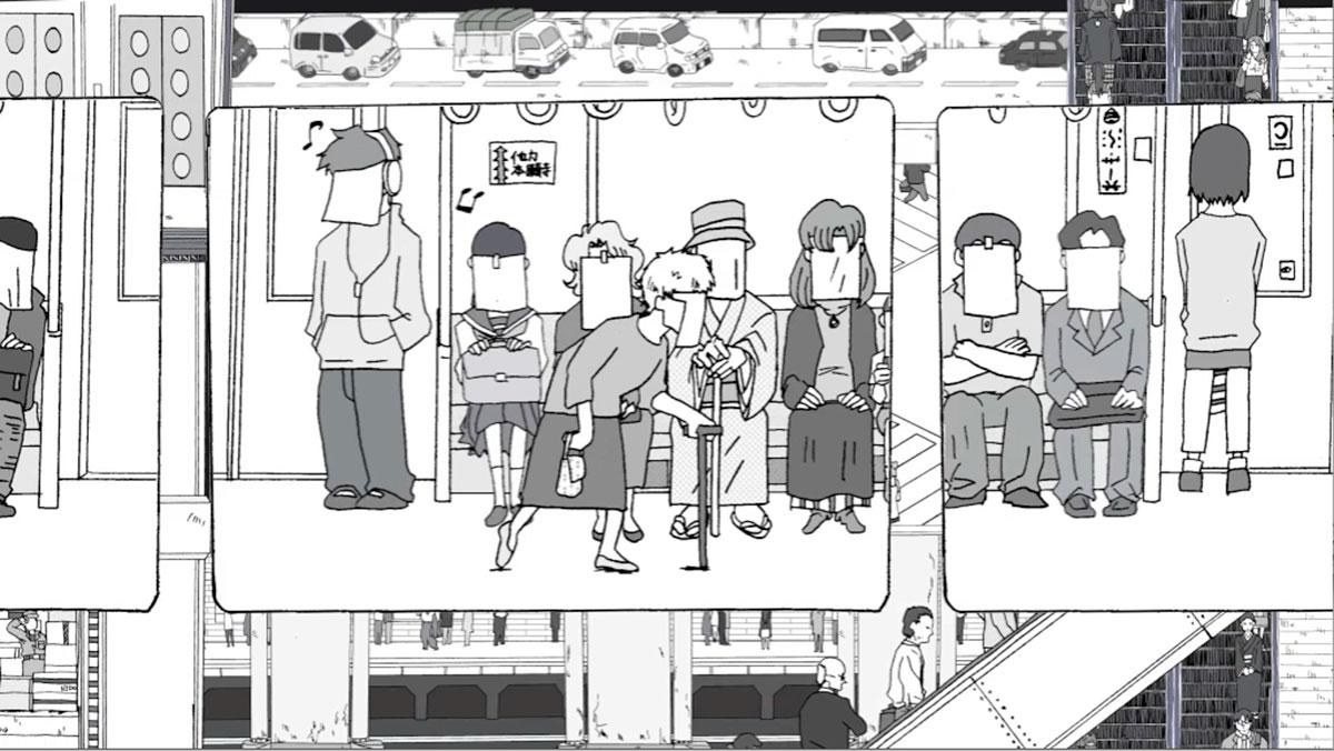 [山本 悦子] 『都市のスケッチ』