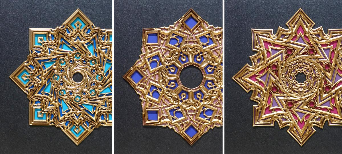 [高山 穣] 『Medallions』