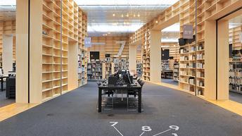 美術館・図書館