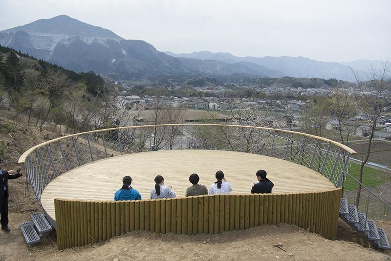 「武甲山の見える高台に作る素敵な場所の提案」に関する研究