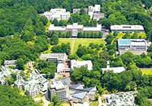 写真:国際基督教大学(ICU)