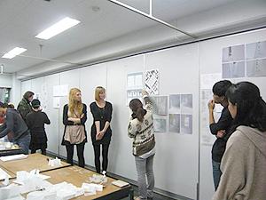 デンマーク王立芸術アカデミー建築学部との交流