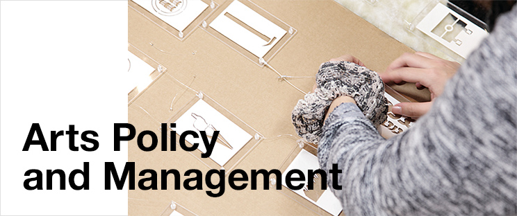 Arts Policy and Management