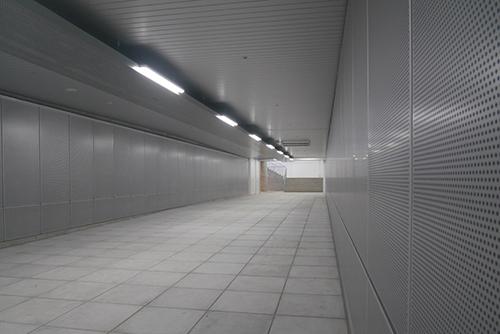 地下通路「ガレリア」