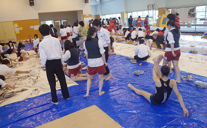 愛媛県済美高等学校