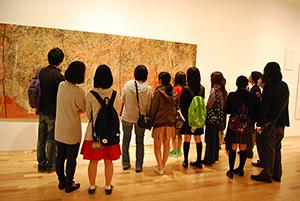 美術館ツアー