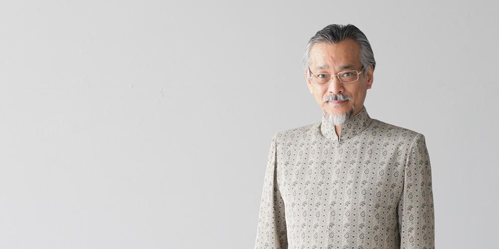 武蔵野美術大学学長 長澤忠徳
