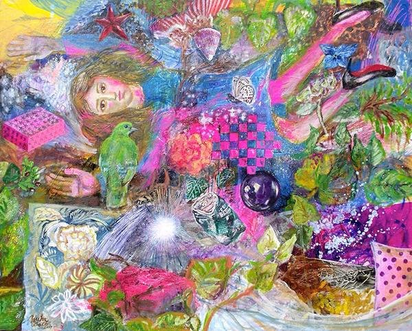 後藤友香 個展『世界への冒険』