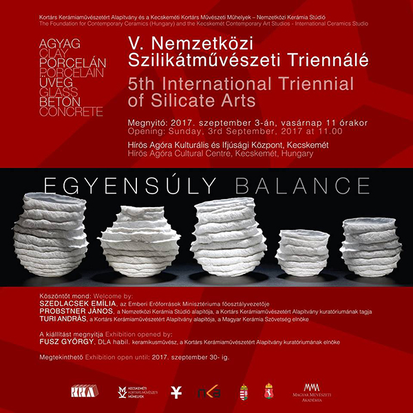 The exhibition of the 5th International Triennial of Silicate Arts