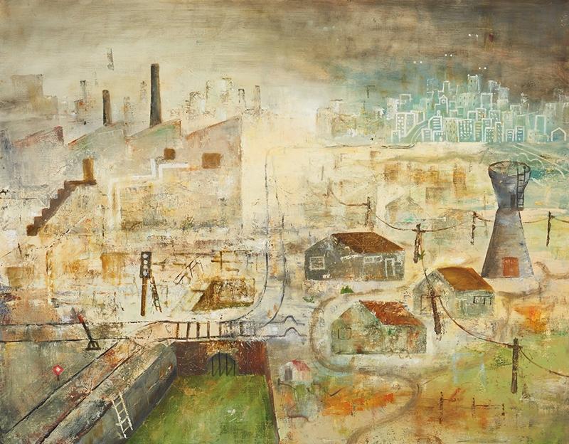 都市の綻び、記憶の綻び