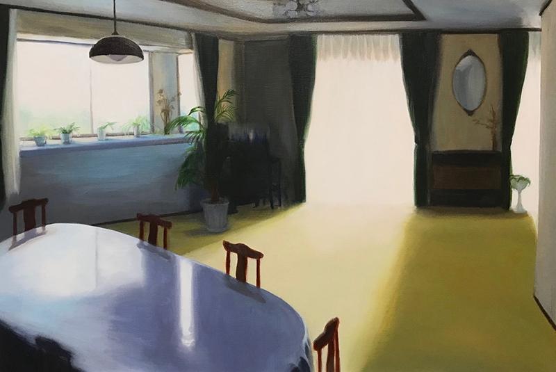 「first place」一色映理子個展