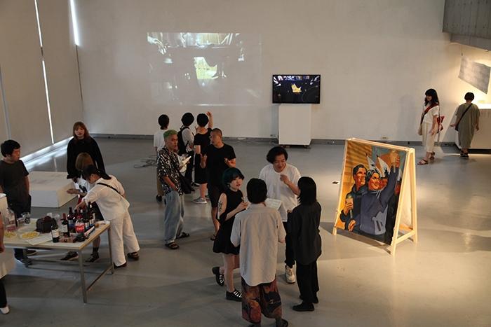 写真:日韓合同展示会etteda12th