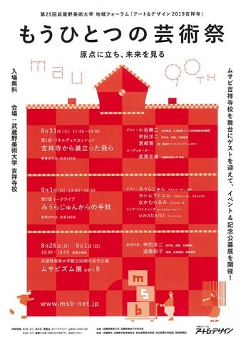 アート&デザイン2019吉祥寺
