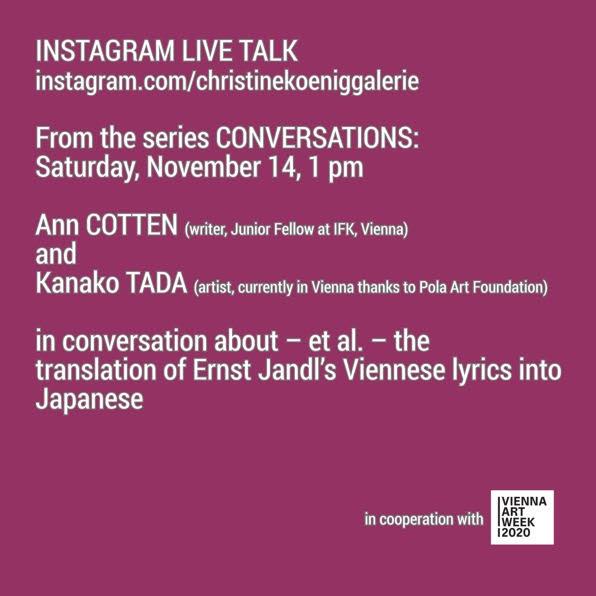 the translation of Ernst Jandl's Viennese lyrics into Japanese