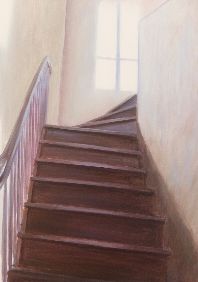 「step」一色映理子展